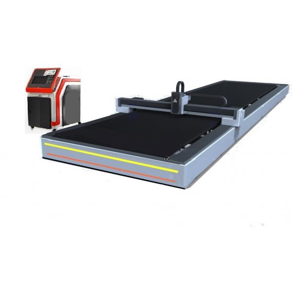 大幅面光纖激光切割機